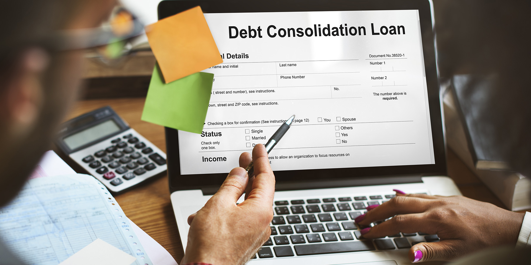 Is Debt Consolidation Worth It if You Don't Have Bad Credit?