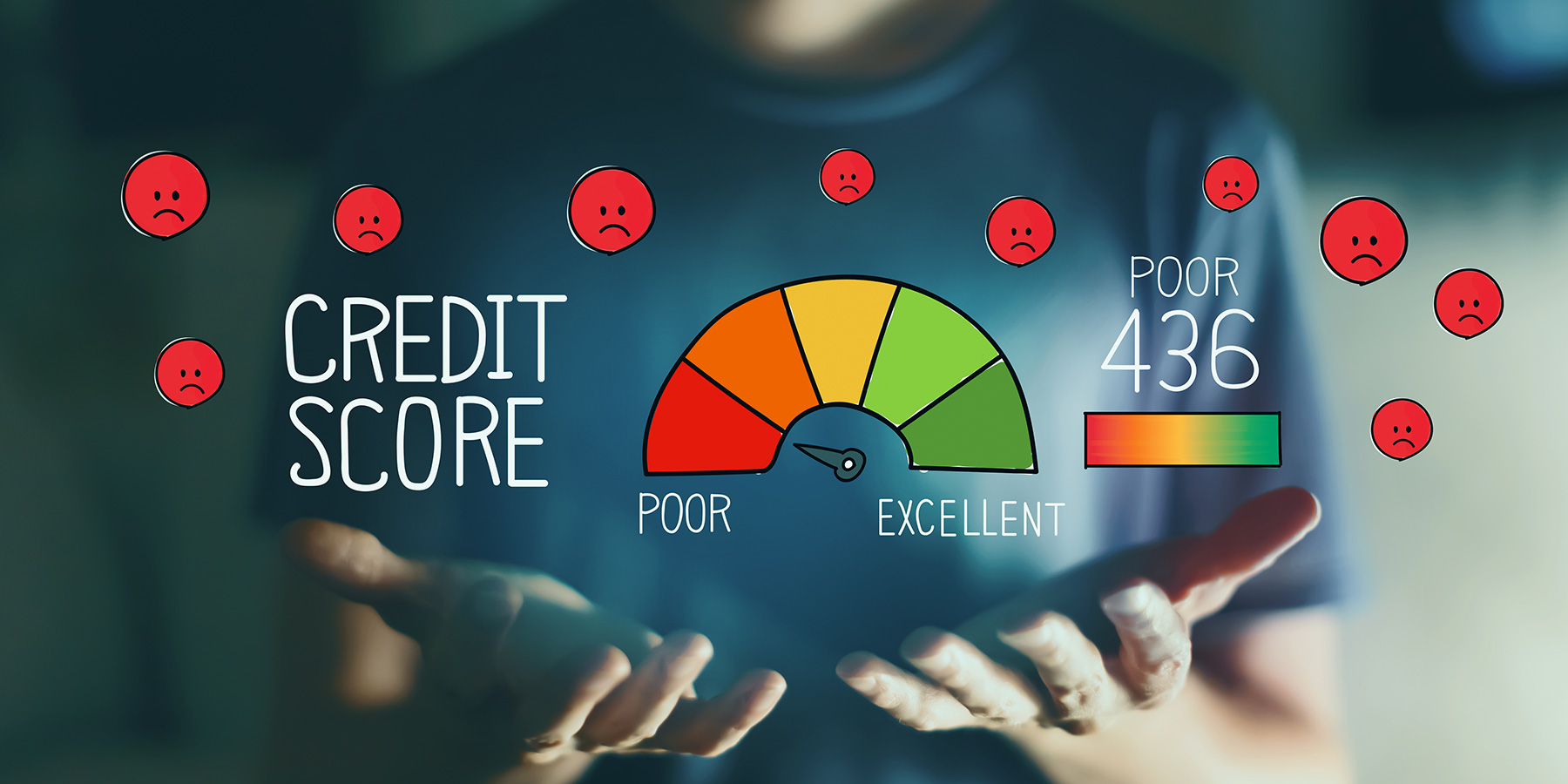 Debt Management 101: What Is Bad Credit?