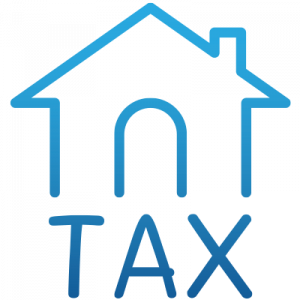 taX debt icon